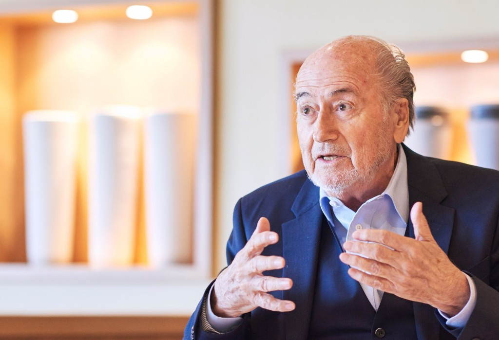 Blatter questioned as French prosecutors open investigation into 2018 and 2022 World Cup processes