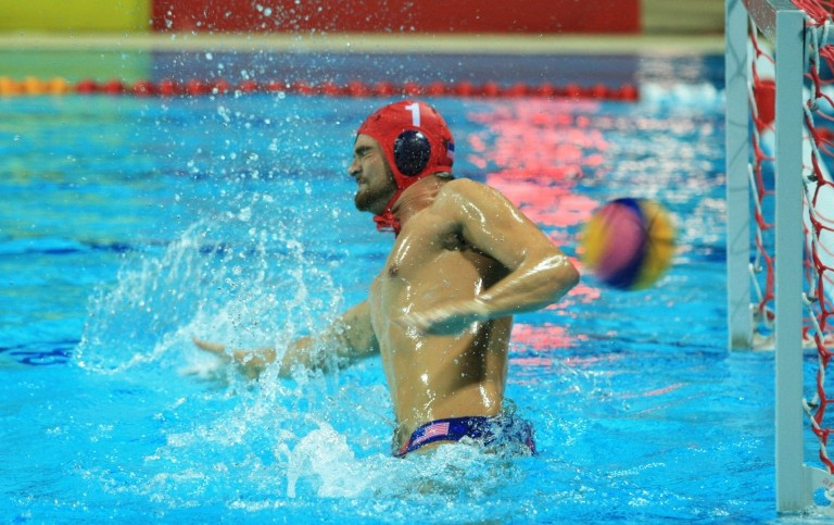 Quartet qualify for Men's Water Polo World League Super Final