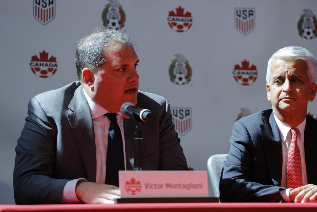 Gordon Derrick was barred from running for the CONCACAF Presidency - a race won by Canada's Victor Montagliani ©Getty Images