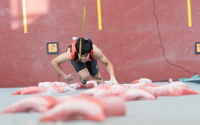 Nanjing set to stage second consecutive Chinese IFSC World Cup event