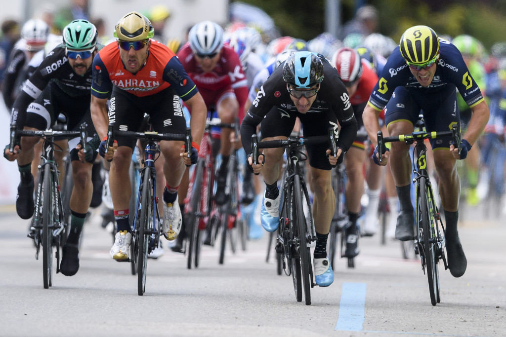 Australian Porte pips Yates to victory in Tour of Romandie