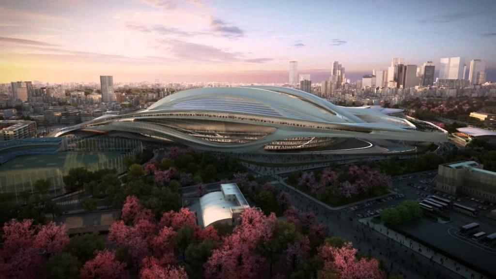 Olimpijske igre - Page 5 Tokyo%202020%20Stadium%20Zaha%20Hadid