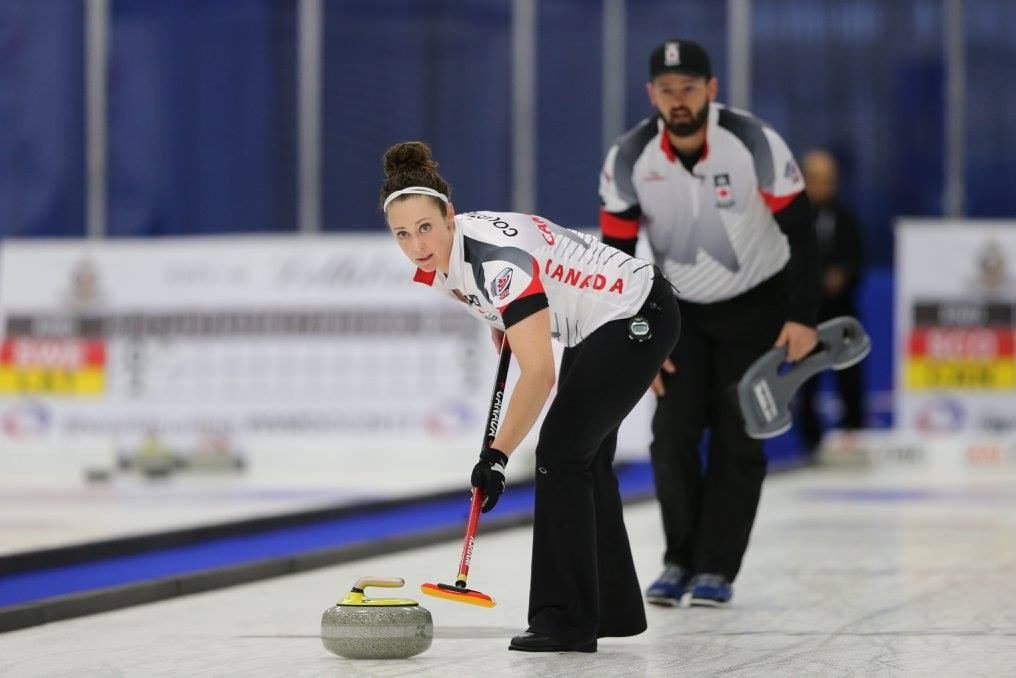 First qualifiers for Pyeongchang 2018 mixed doubles curling decided
