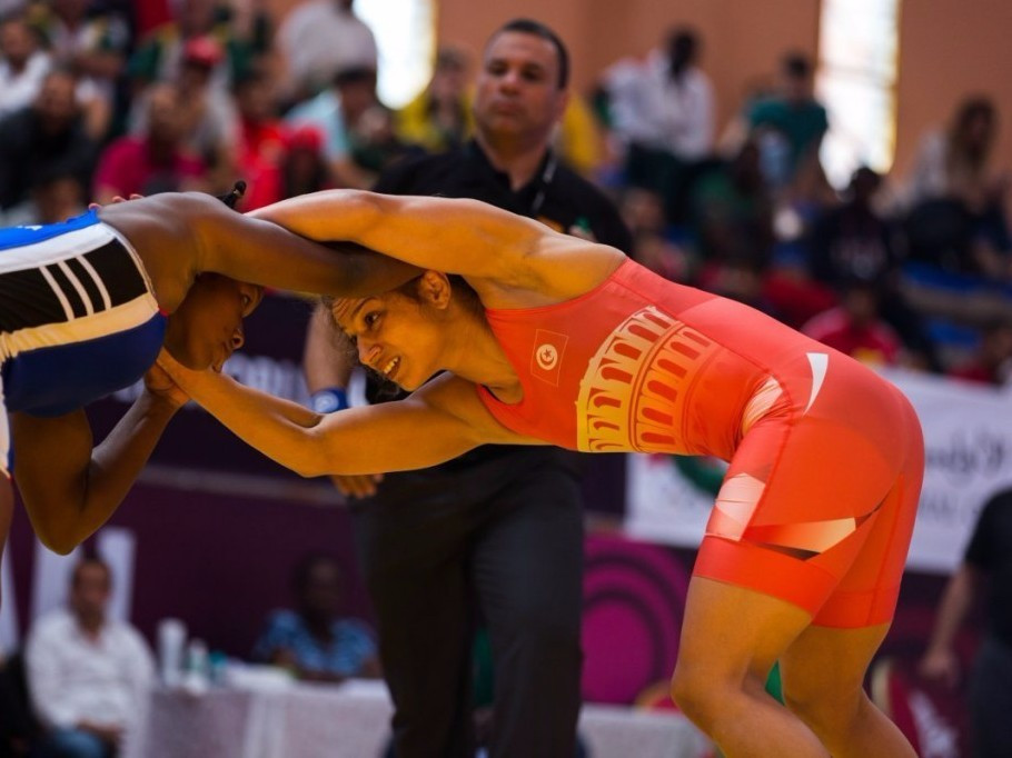 Amri claims ninth African Wrestling Championship title with victory in Marrakesh