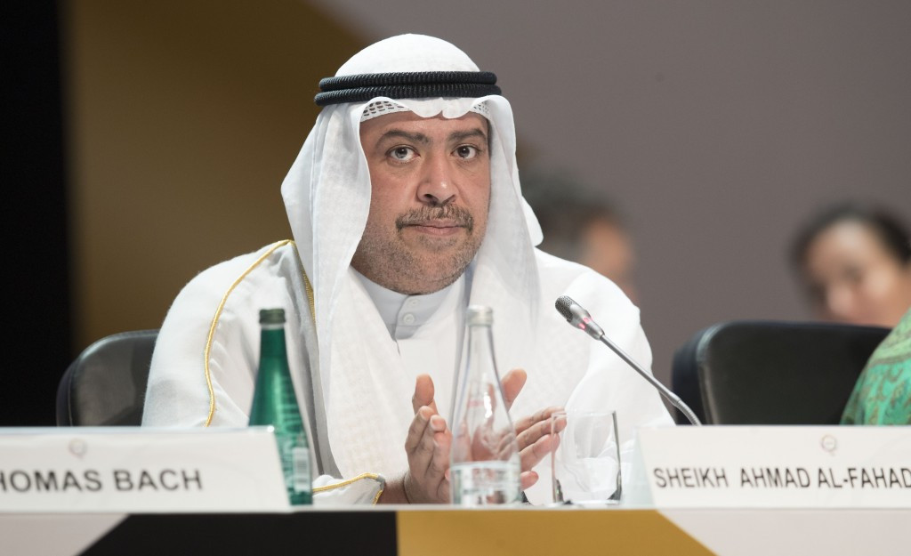 Sheikh Ahmad resigns from all footballing roles following alleged corruption link
