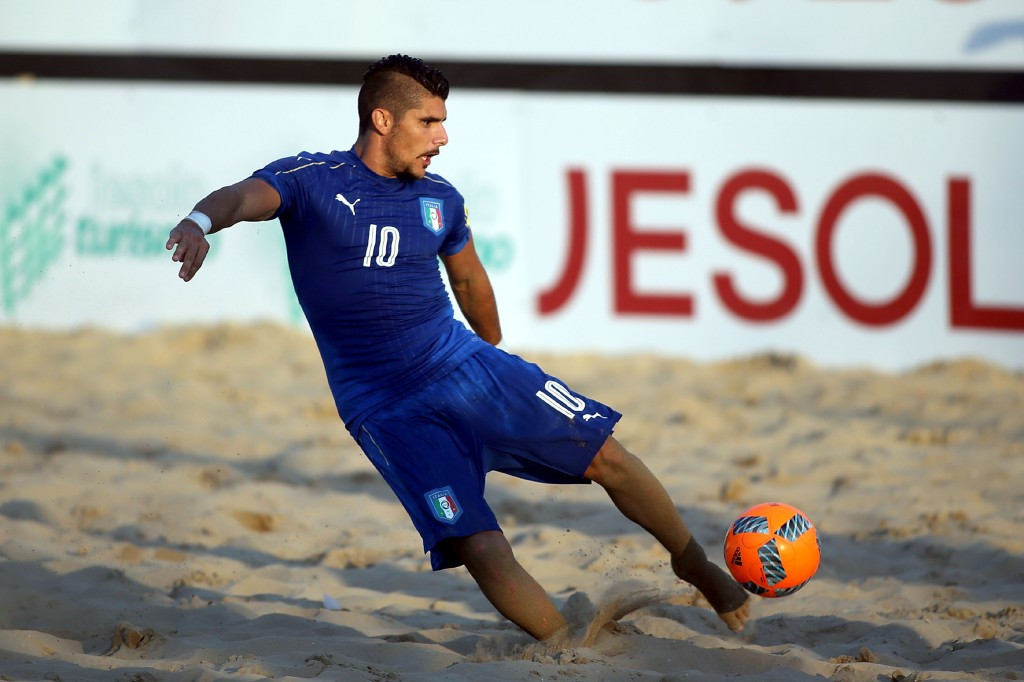 Three teams through to last eight of FIFA Beach Soccer World Cup