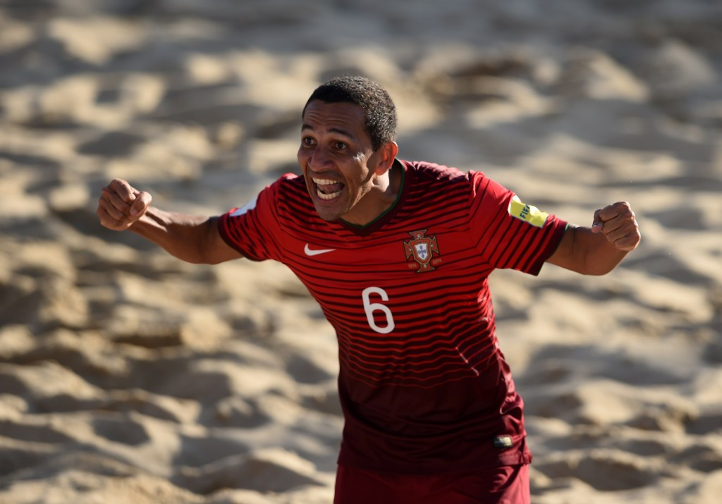 Portugal start FIFA Beach Soccer World Cup defence with 7-0 win
