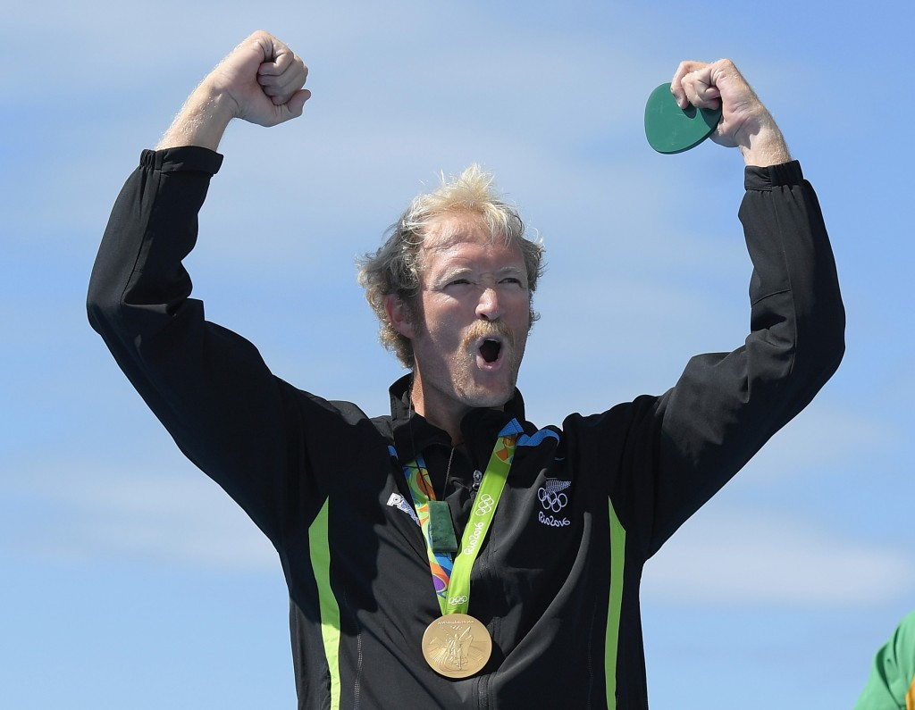 Double Olympic champion Murray retires from rowing