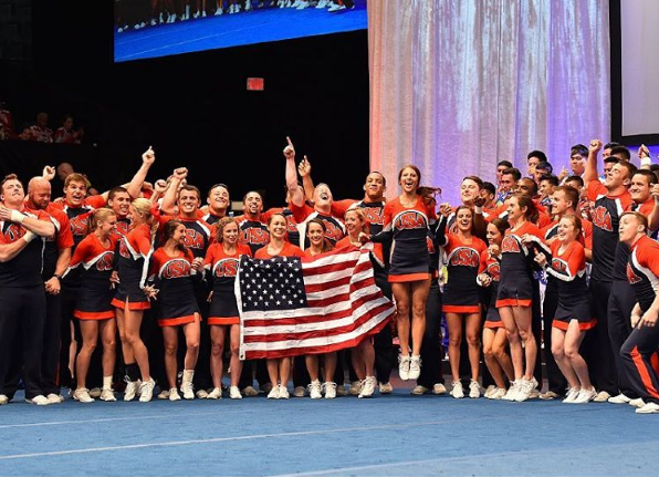 United States dominate first ICU World Championships since receiving IOC recognition