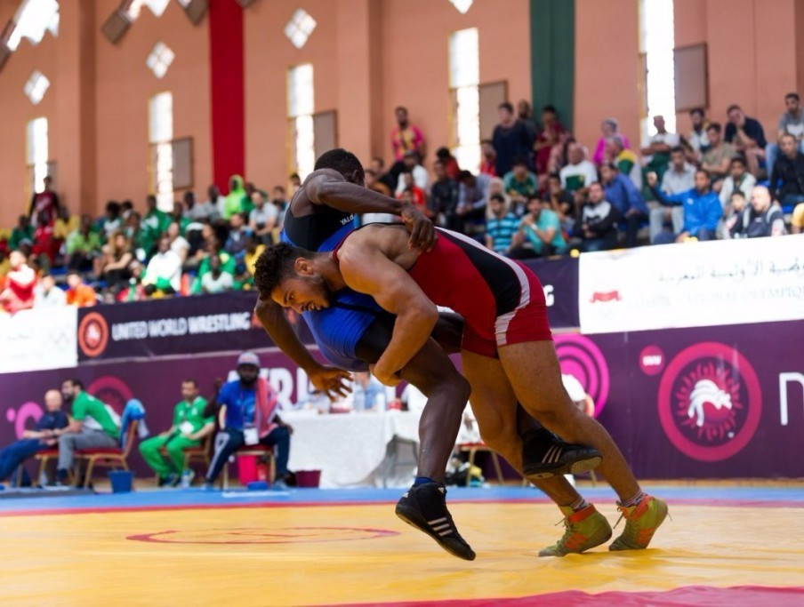 Egypt claim three gold medals on final day of African Wrestling Championships