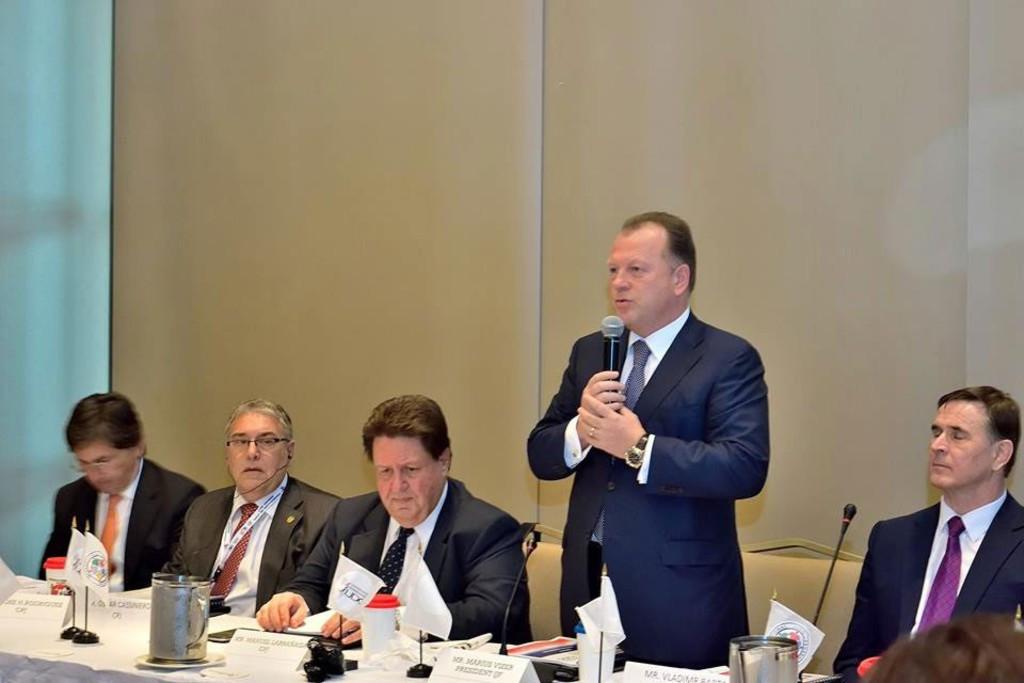 Larrañaga to continue as Pan American Judo Confederation President