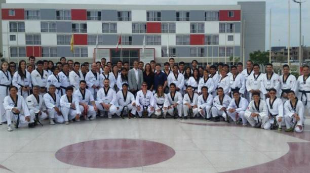 A first international Para-taekwondo seminar has taken place in the Americas ©National Paralympic Association of Peru