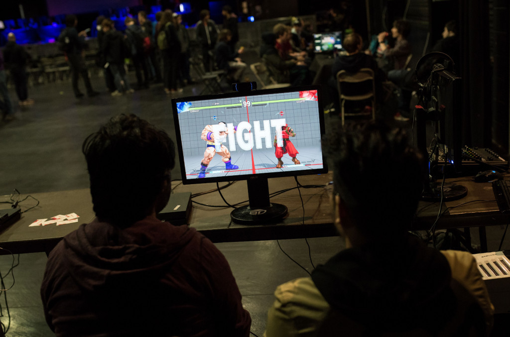 """insidethegames readers have voted """"no"""" on a poll about whether e-sports is a sport ©Getty Images"""