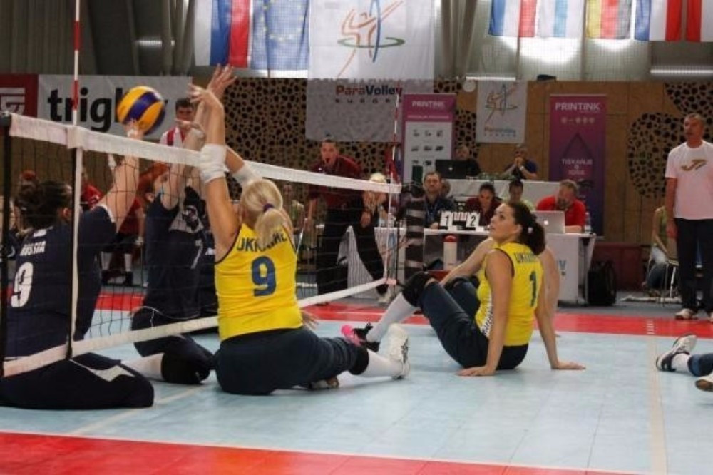 Places will be on offer at regional Championships this year ©World Para Volley