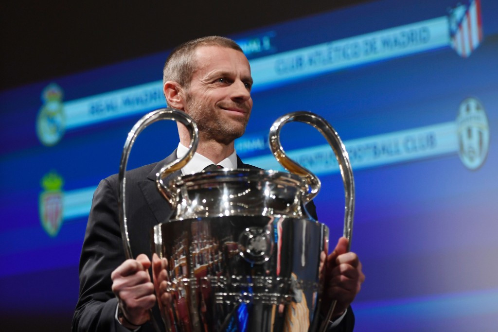 UEFA include human rights criteria as part of bidding process for future events