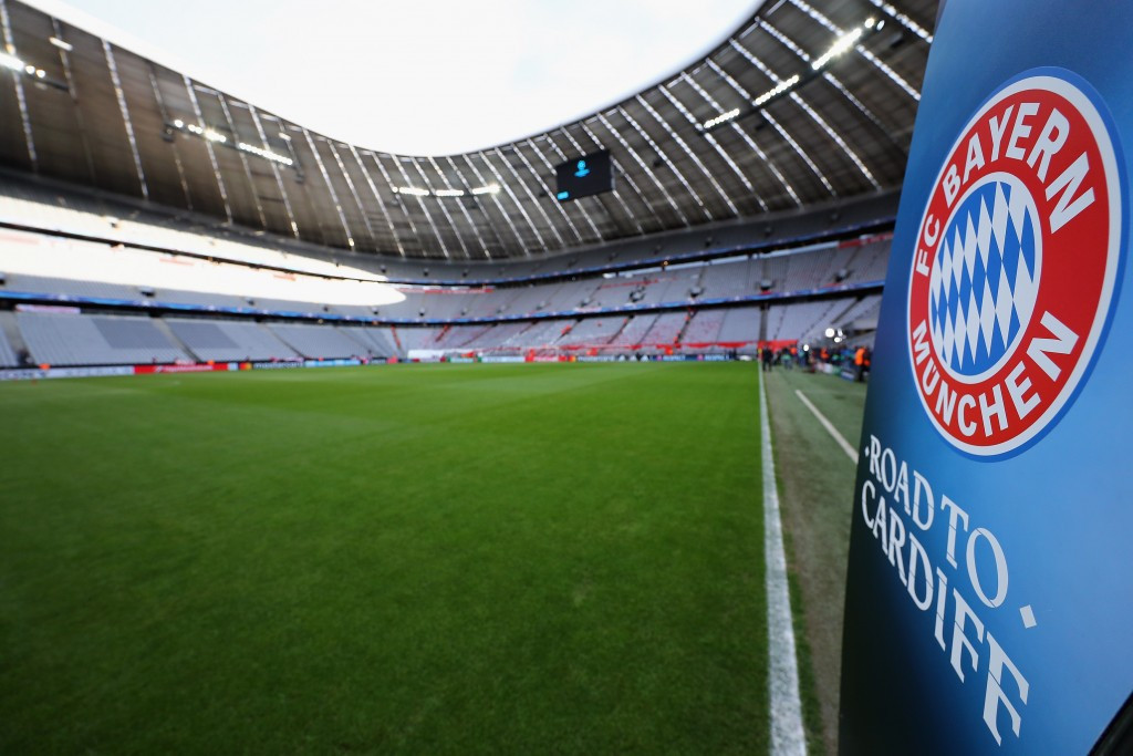 Germany is bidding against Turkey for the 2024 UEFA European Championships ©Getty Images