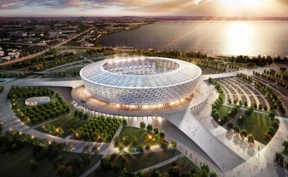 A total of 20 sports will be contested at the Games ©Baku 2017