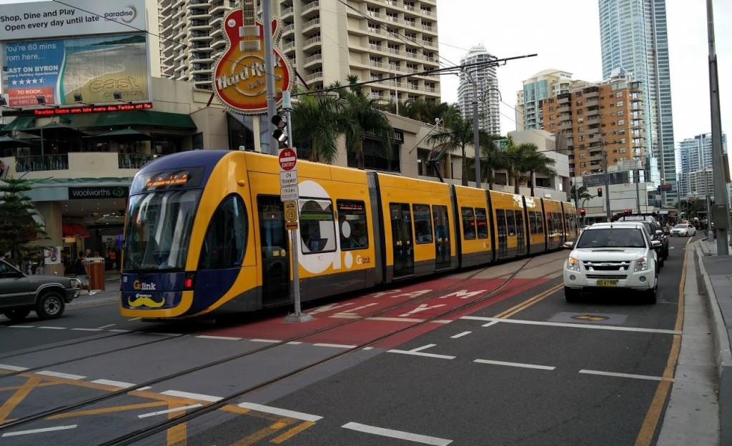 Transport is likely to be the biggest concern for organisers heading into the Games ©Gold Coast 2018