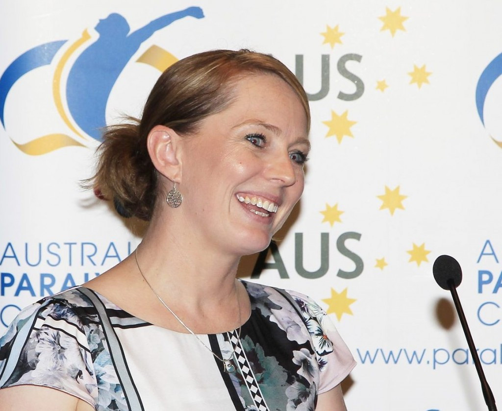 Kate McLoughlin has been confirmed as the Australian Chef de Mission at the Tokyo 2020 Paralympic Games ©APC