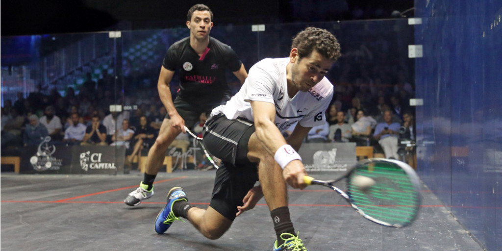 Gawad tops men's squash world rankings for first time
