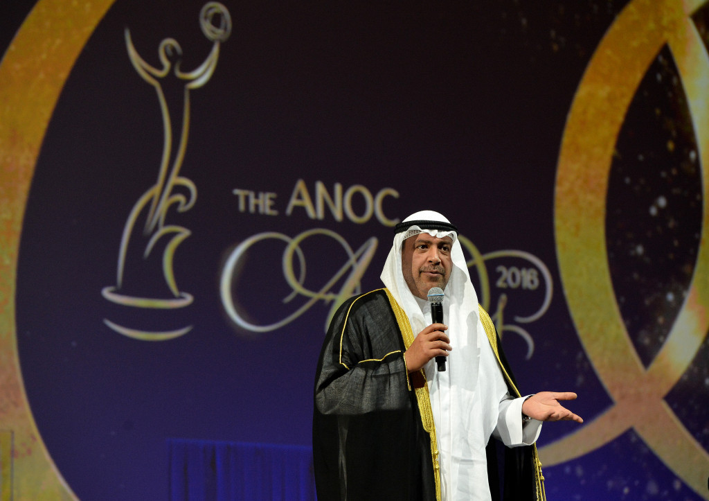 ANOC President Sheikh Ahmad Al Fahad Al Sabah has also strongly denied any wrongdoing ©Getty Images