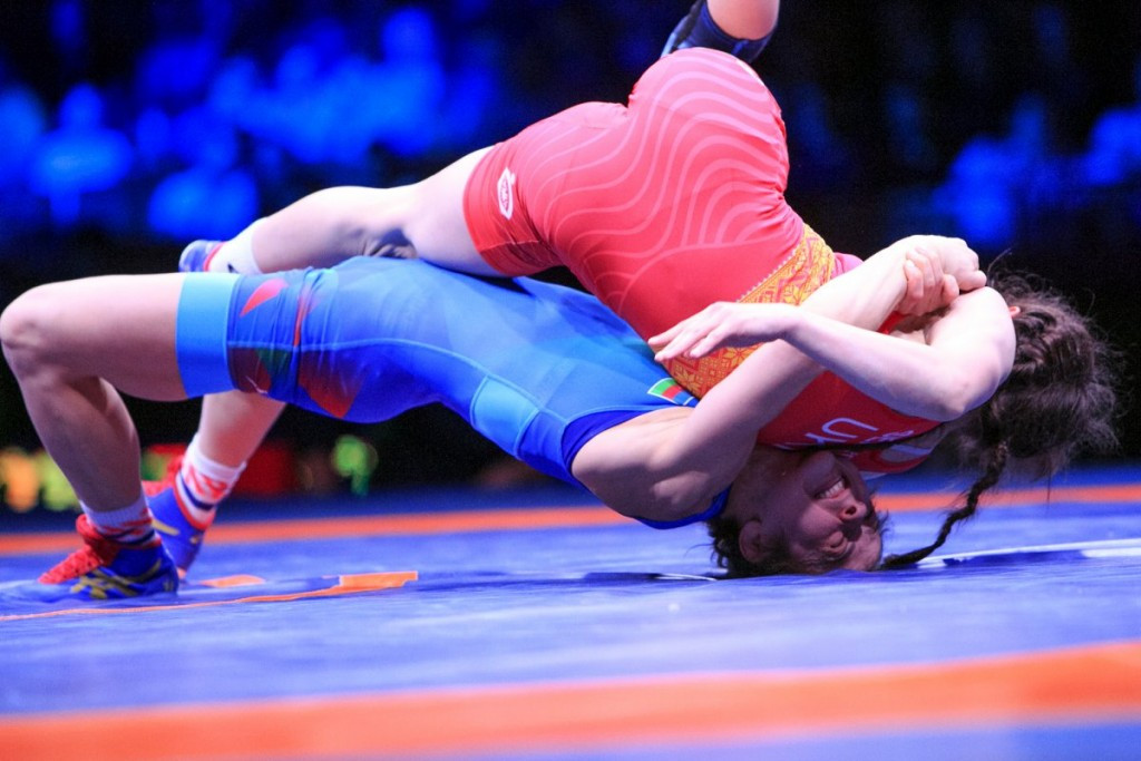 Stadnik wins seventh straight title at European Wrestling Championships