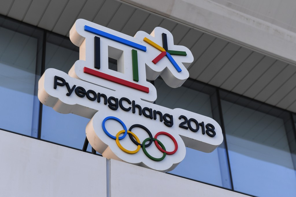 The Pyeongchang 2018 Winter Olympics are scheduled for February ©Getty Images