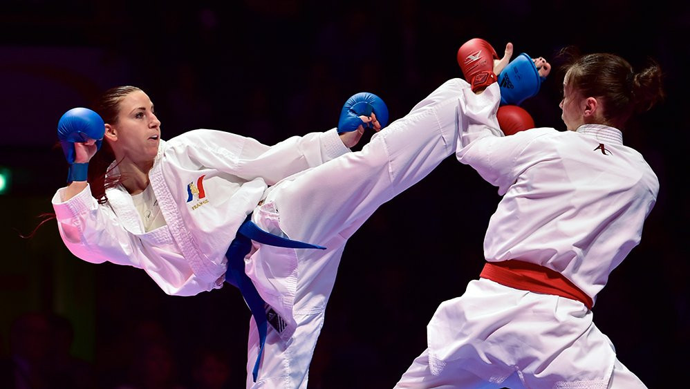 World champion Recchia among headline names set to compete at 2017 European Karate Championships