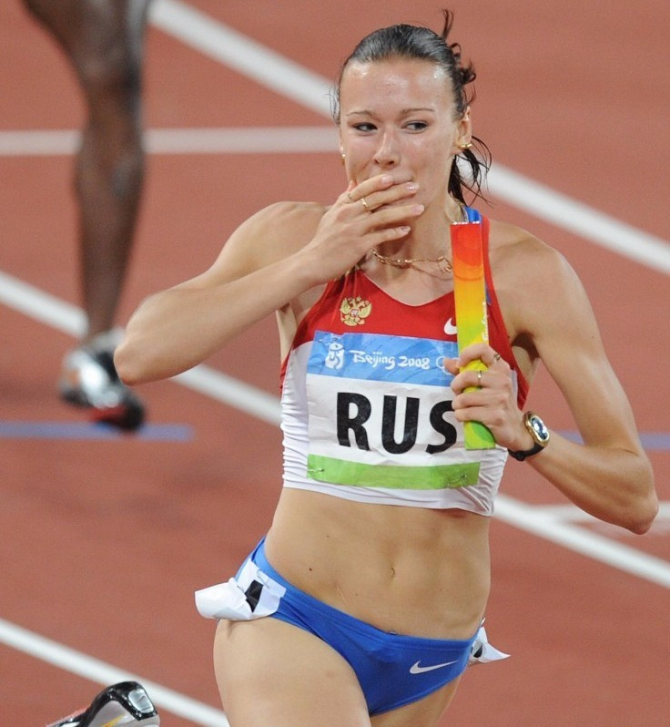 Yulia Chermoshanskaya has reportedly admitted doping after she was stripped of her Beijing 2008 relay gold ©Getty Images