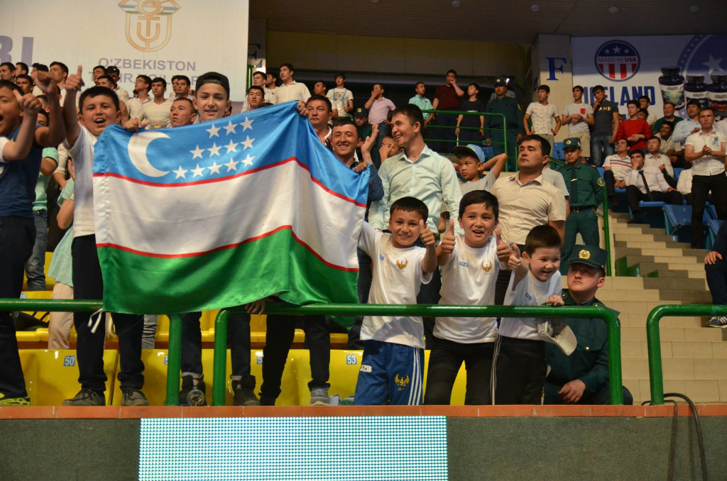 There was plenty of success to cheer for the home crowd on day four of the event ©ASBC/Facebook