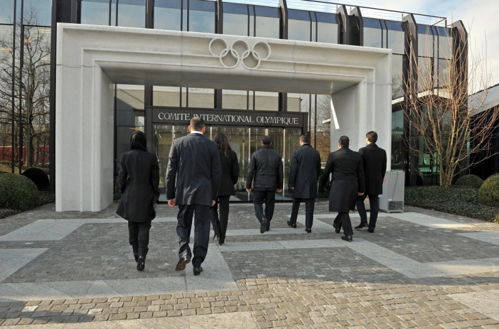 Italian officials will meet with the IOC at the body's Lausanne headquarters tomorrow ©Getty Images