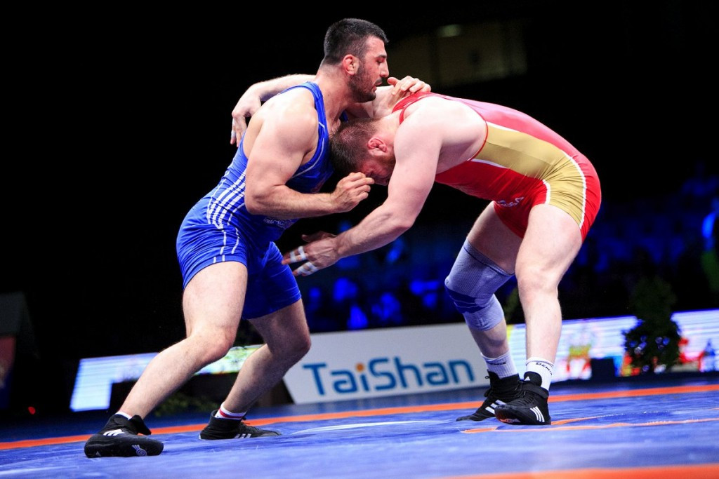 Russia's Boltukaev suffers gold medal match heartache at European Wrestling Championships