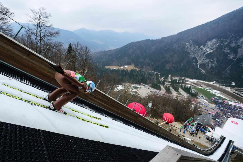 Planica is bidding for a fourth time ©Getty Images