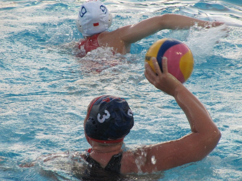 United States continue good start to FINA women's Water Polo Intercontinental Tournament