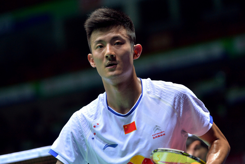 Title holder Long given wildcard for World Championships