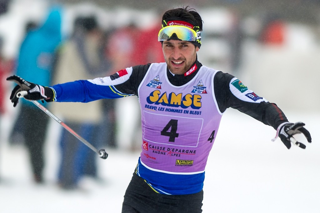 Olympic gold medallist Jason Lamy-Chappuis of France has announced that he will return to Nordic combined competition for the 2017-18 season ©Getty Images