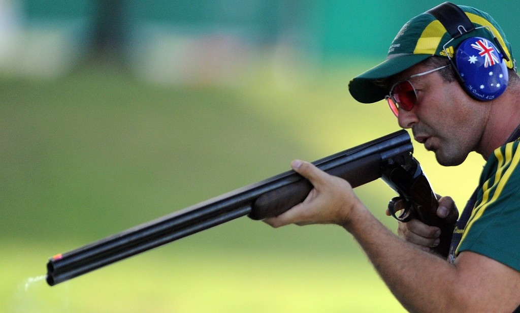 Michael Diamond will not be able to use or own a gun for 10 years ©Getty Images