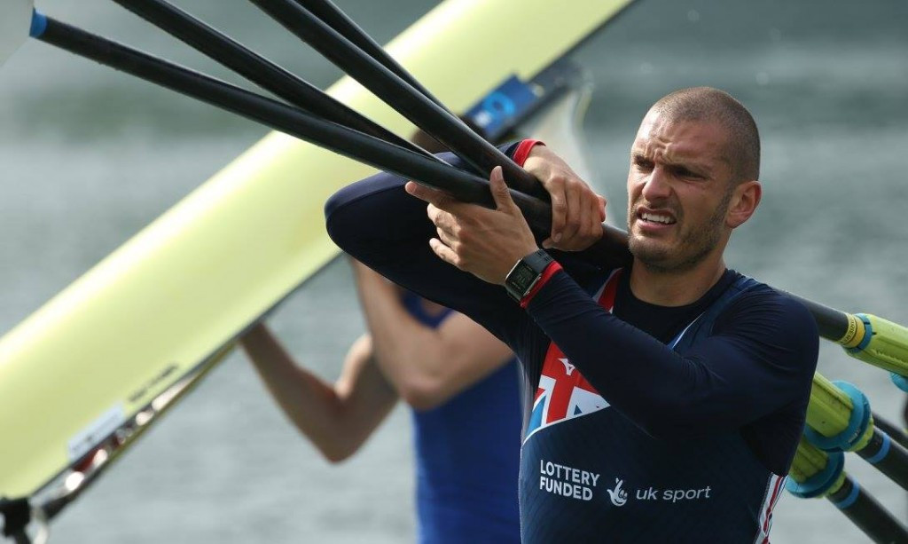 Olympic coxless four champions qualify fastest at 2017 World Rowing Cup in Belgrade