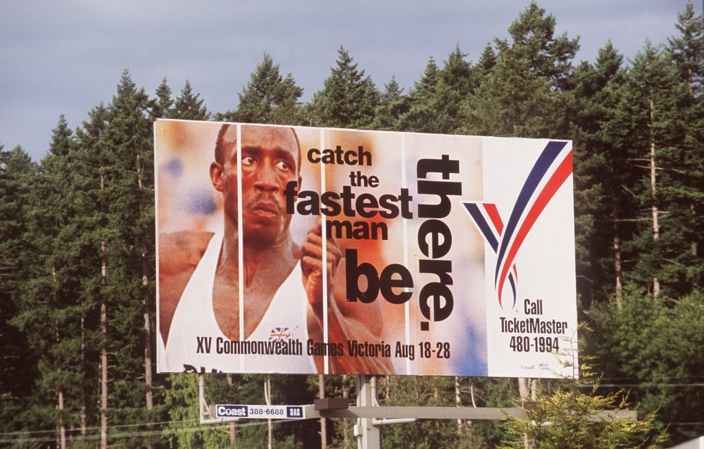 Victoria hosted the 1994 Commonwealth Games ©Getty Images