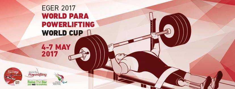 Lanzer defeats compatriot Trykacz at Para Powerlifting World Cup