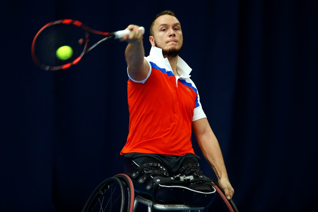 Britain and France reach BNP Paribas World Team Cup men's final