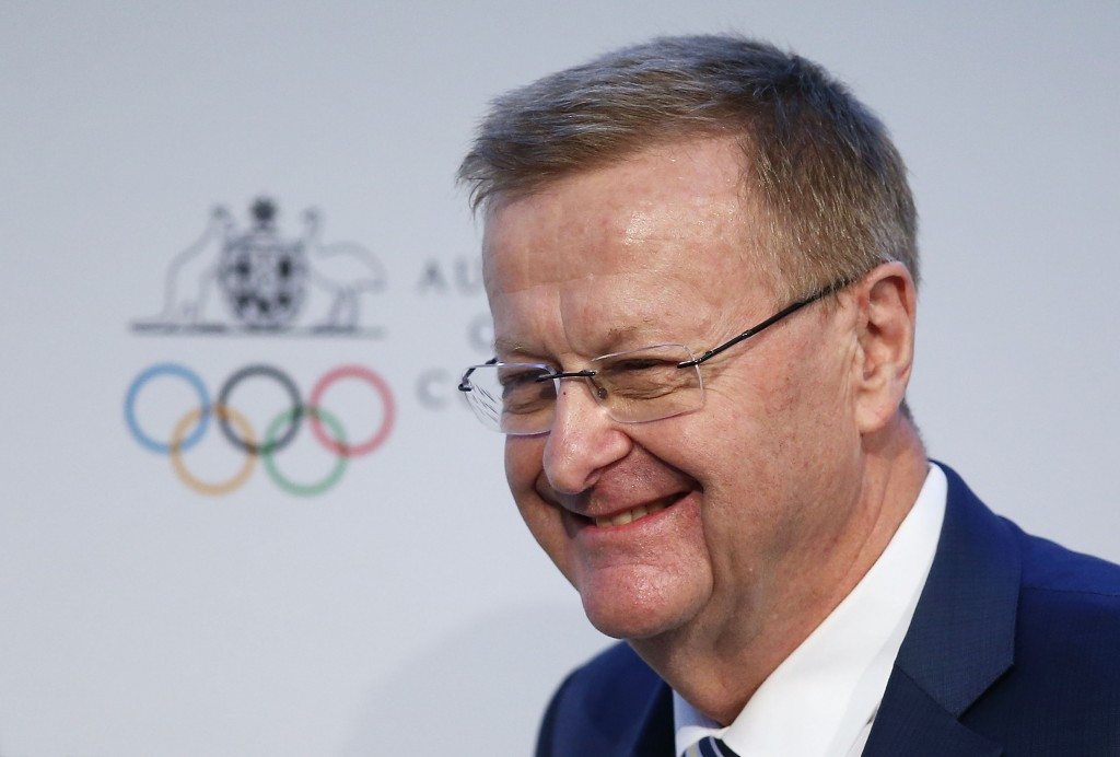 Coates re-elected Australian Olympic Committee President