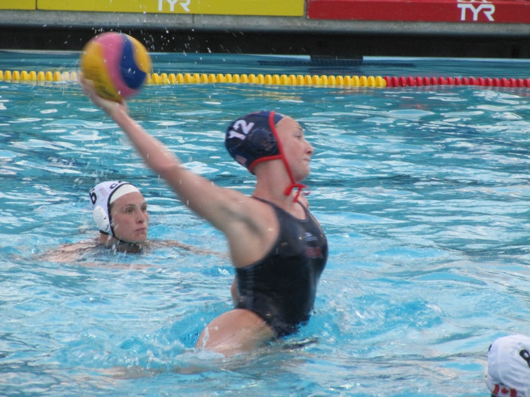 United States score late to beat Canada at FINA women's Water Polo Intercontinental Tournament
