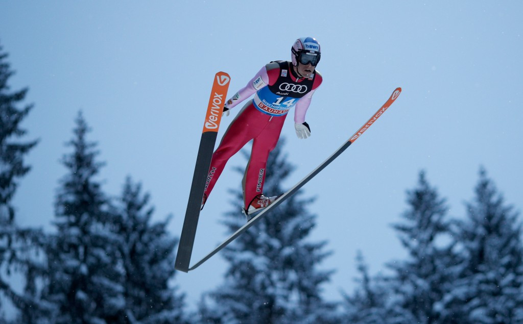 Matura announces retirement from ski jumping