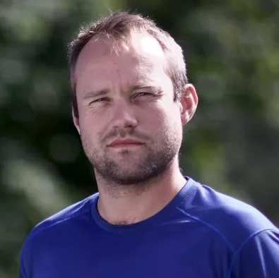 Jostein Vinjerui has been named as the new sprint performance coach ©British Nordic
