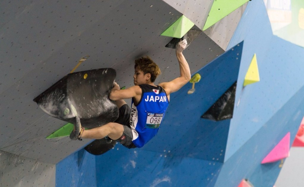 Japanese climbers make impact at home IFSC Bouldering World Cup