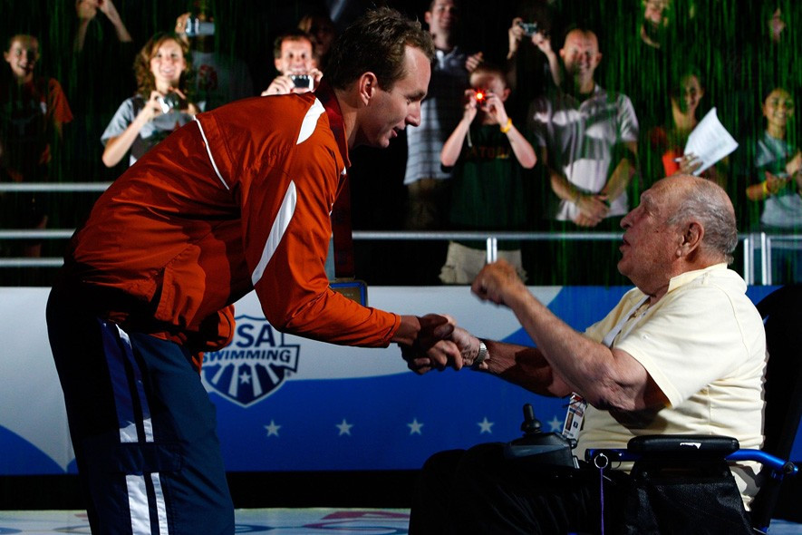 Oldest American Olympic champion dies aged 98