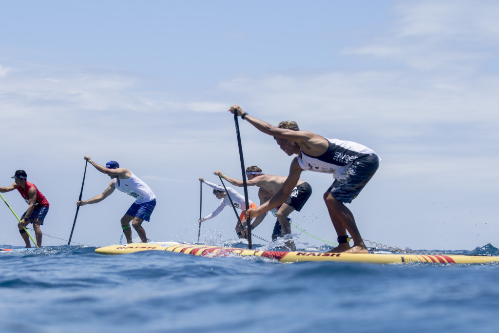 The ISA are pushing to increase their influence in stand up paddle ©ISA/Ben Reed