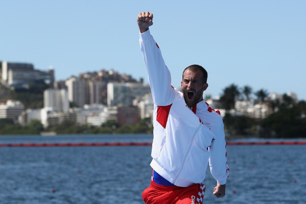 Rio 2016 silver medallist reaches men's single sculls final at World Rowing Cup