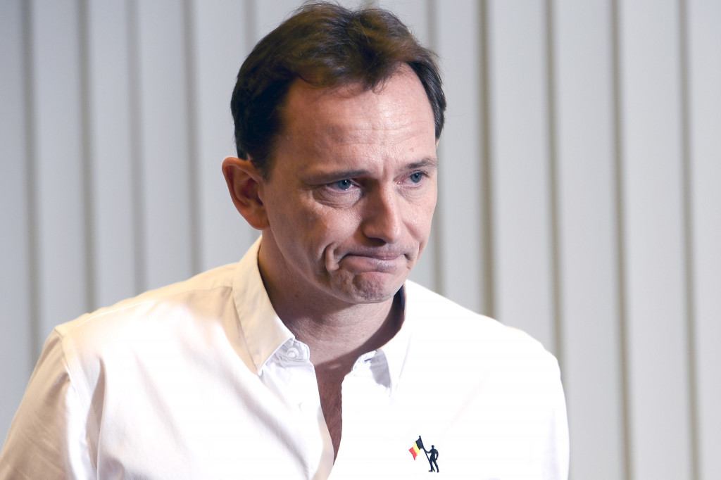 Saive claims he has chance to unseat Weikert as ITTF President